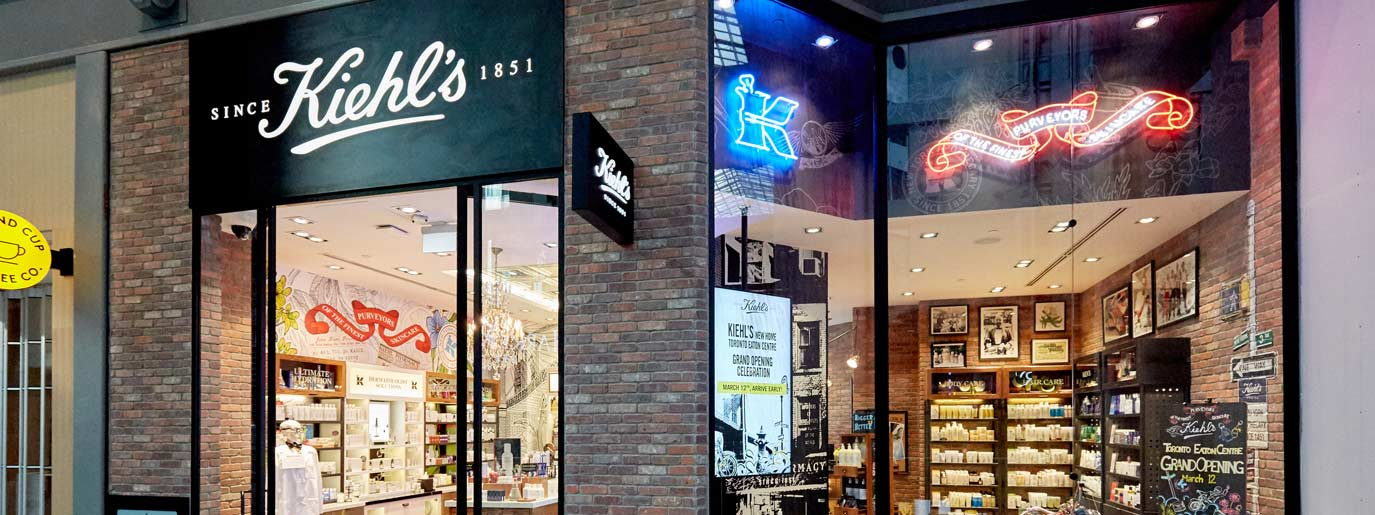 Oakmont has entered a partnership with Kiehl's