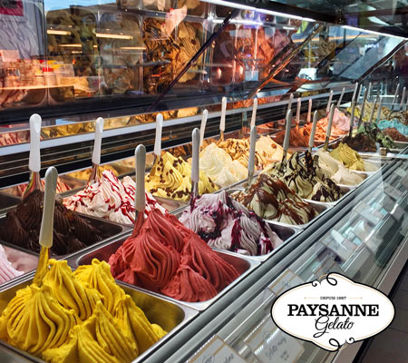 Oakmont has entered a partnership with Paysanne Gelato
